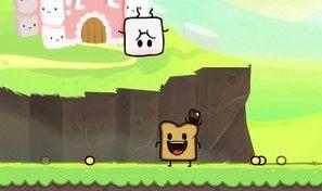 Original game title: Super Marshmallow Kingdom