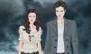 Twilight Dress Up Game