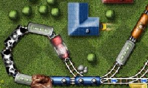 Railroad Shunting Puzzle 2