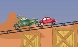 Машина жрет машину