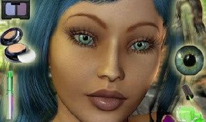Forest Elf Makeup