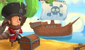 Original game title: Fort Blaster: Ahoy There!