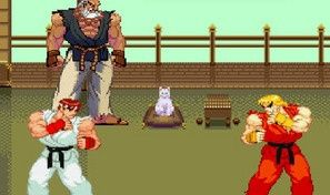 Street Fighter - LoA