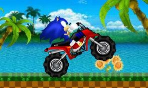 Original game title: Sonic ATV Ride