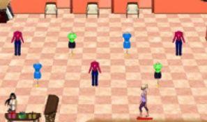 Original game title: Fashion Run