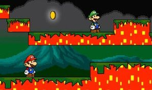 Mario And Luigi Escape