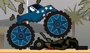 Original game title: Bush Rampage