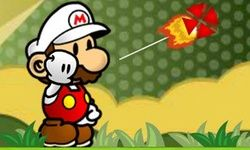 Mario Fire Bounce 2