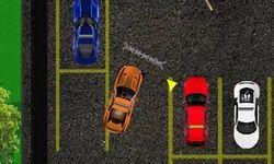 Estacionamento na Aula de Direção
