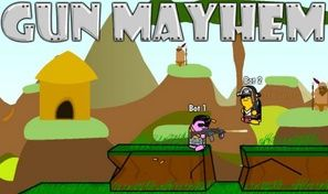 Original game title: Gun Mayhem