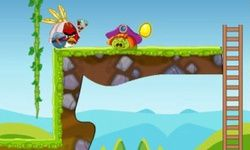 L'Aventure des Angry Birds