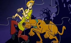 Scooby Doo Puzzle