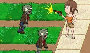 Beauty VS Zombies