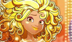 Star Darlings Leona Dress-Up