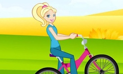 Polly Pocket Bike Bike