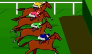 Original game title: Horse Racer