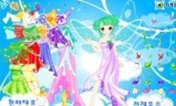 Greenish Fairy