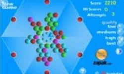 Шестиугольные пузырьки