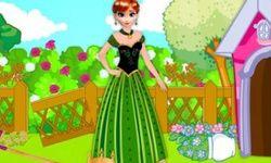Elsa's Frozen Garden