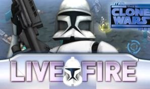 Star Wars: The Clone Wars Live Fire