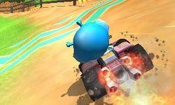 Corrida de Kart Bomba