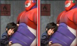 Big Hero 6 Diff