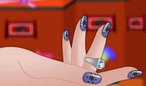 Princess Barbie Manicure