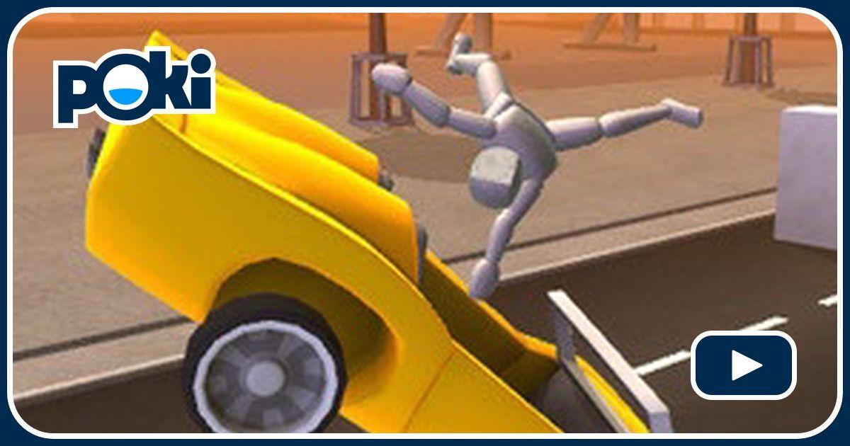 TURBO DISMOUNT - Play Turbo Dismount for Free at Poki.com!