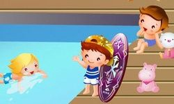 Children Pool Decoration