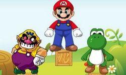 Super Mario Landing