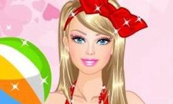 Barbie Beach Dress-Up