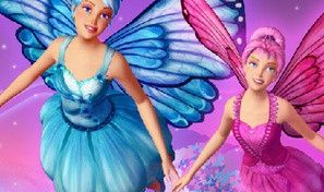 Barbie Butterfly HL