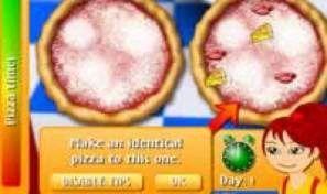 Original game title: Perfect Pizza