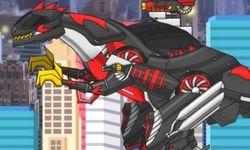 Robô Dinossauro: Allossauro