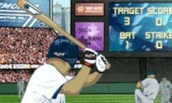 Соревнование по бейсболу