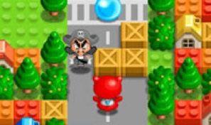 Original game title: Crazy Bomberman