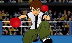 Ben 10 Boxing Game