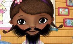Doc McStuffins Beard Shave