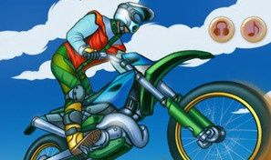 Original game title: Adventure Bike
