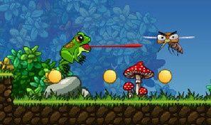 Original game title: Frog Dares