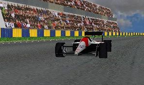 Original game title: Formula Driver 3D