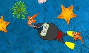 Diving Fish Hunter