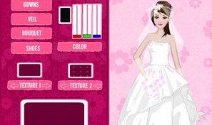 Design your Weddingdress