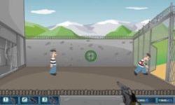 Prison Escape Sniper