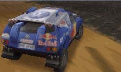 Pouštní Rallye