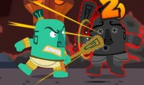 Original game title: Ooni Battle Protoversion 2