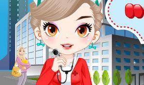Cozy Nursing Girl