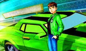 Original game title: Ben10 Drift