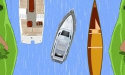 Speed Boat Parking 3