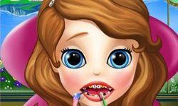 Sofia At The Dentist